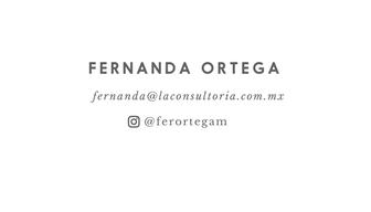 firma Fer Ortega